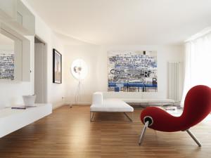 Appartamento a Trieste / Apartment in Trieste – 2009
