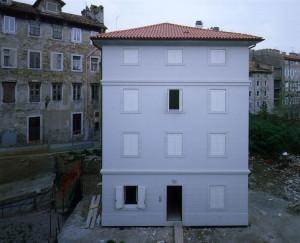 Iniziativa Comunitaria Urban PIC Italia Progetto Tergeste / Urban PIC Italy Initiative Tergeste – 2002