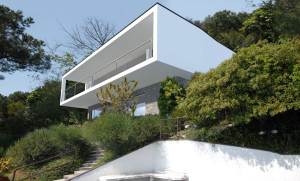 Casa in costiera / House on the coast in Trieste – 2012