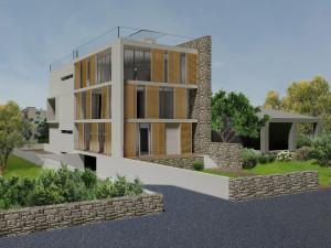 EDIFICIO RESIDENZIALE IN ZAGREBACKA ULICA A ROVIGNO – RESIDENTIAL BUILDING IN ZAGREBACKA ULICA IN ROVINJI (CROATIA) – 2013