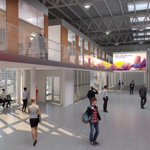 Ampliamento degli uffici dell'aeroporto di Bologna – 2017