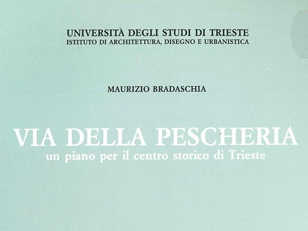 Via della Pescheria, un piano per il centro storico di Trieste