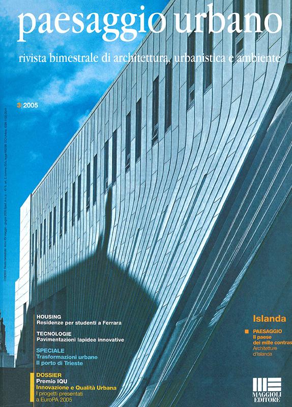 Paesaggio Urbano 3-2005-1