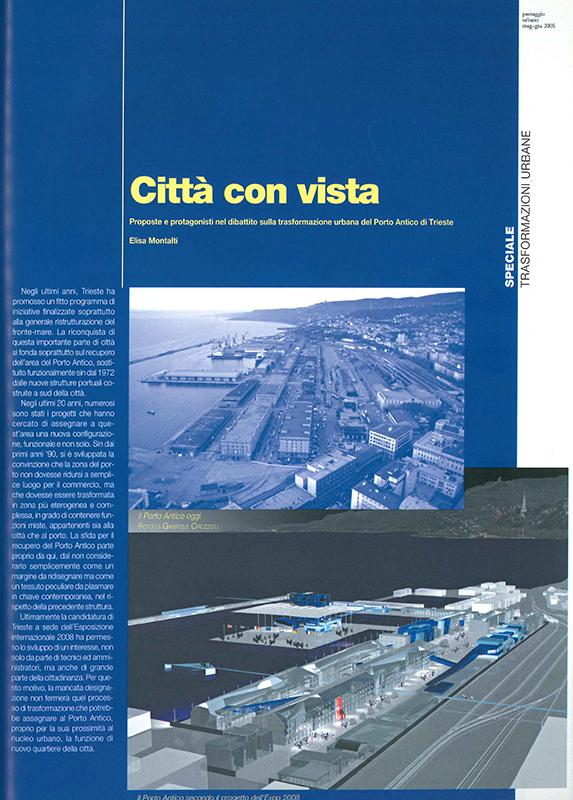 Paesaggio Urbano 3-2005-3