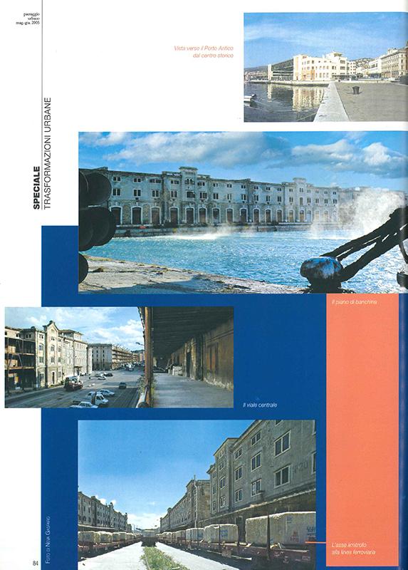 Paesaggio Urbano 3-2005-6