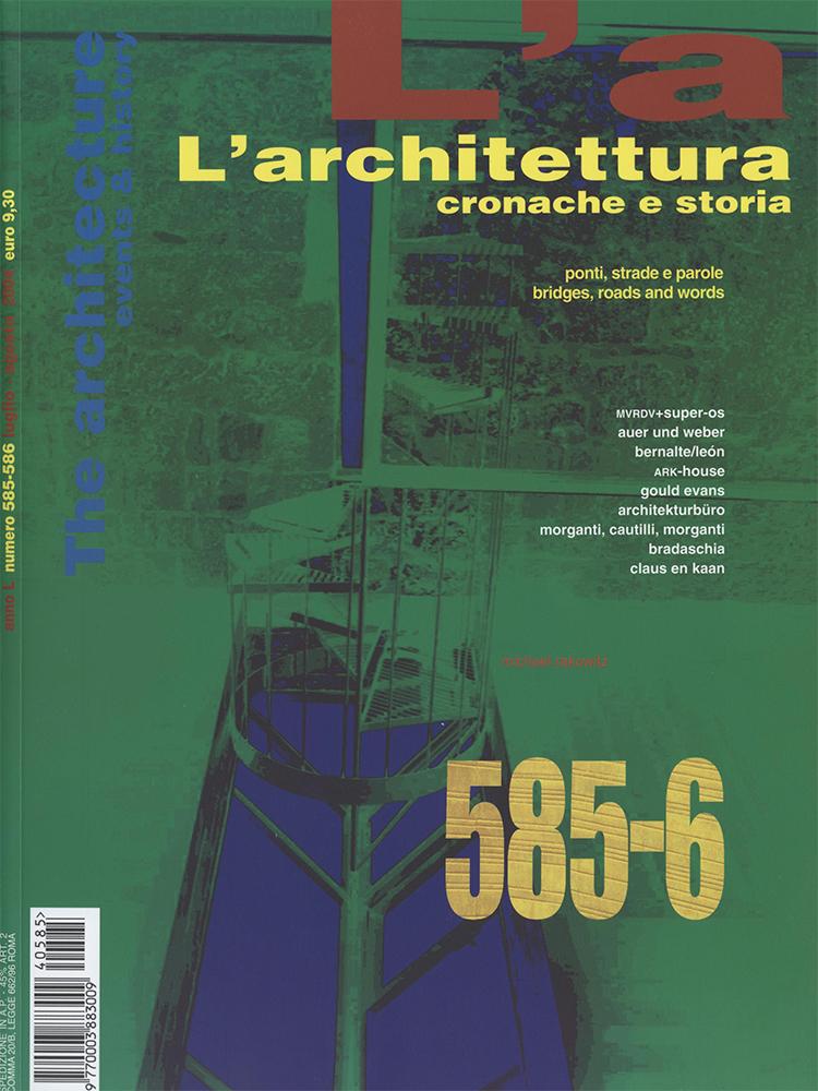 arch cronaca e storia 585-6 HR-1