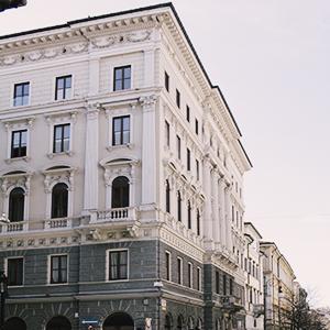 Ristrutturazione dello stabile di via Battisti 31, Trieste – 2006