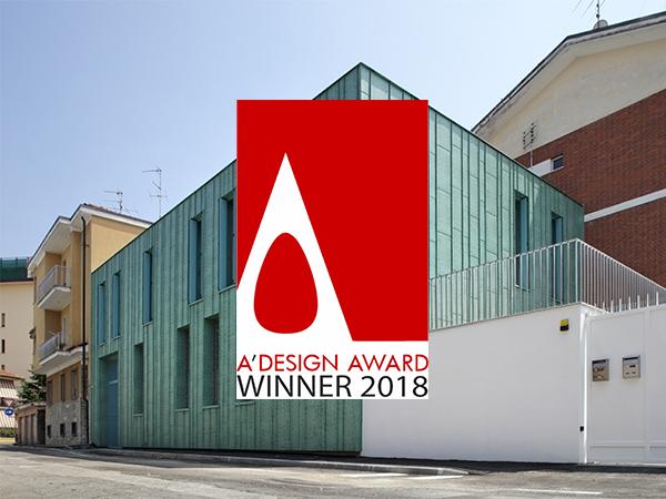 A' Design Award 2018