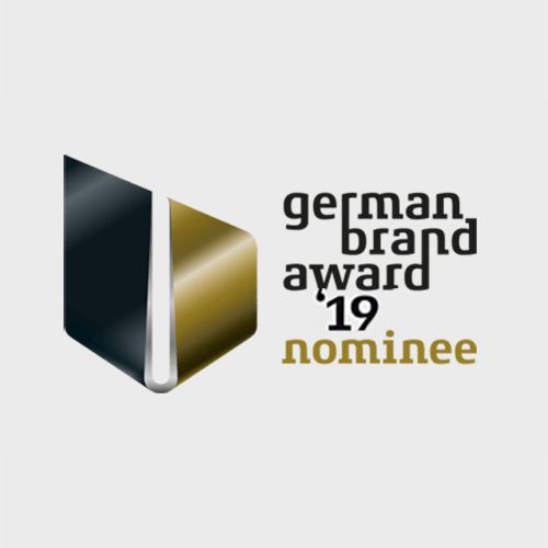 German Brand Awards 2019 Nomination