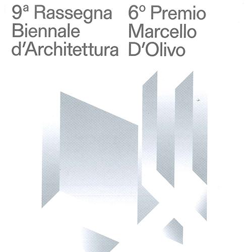 PremioMarcello D'Olivo, Architetture in FVG 2019