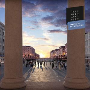 Riqualificazione di piazza Sant'Antonio, Trieste – 2019