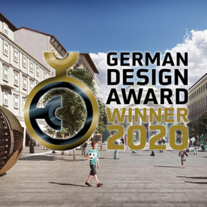 German Design Award 2020 – Winner