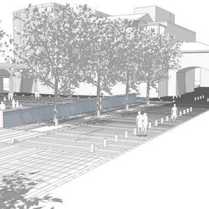 Progetto di Riqualificazione di Piazza Sempione, Roma, III Municipio – 2020